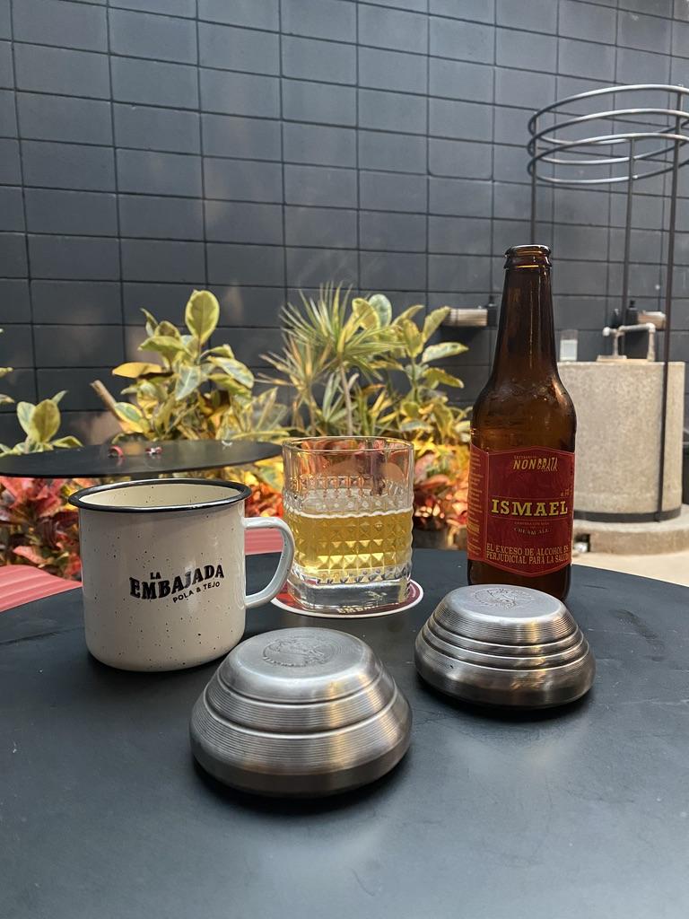 Tejo La Embajada | Cerveza Artesanal