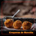 Croquetas de Morcilla