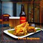 Pernil Bogotano